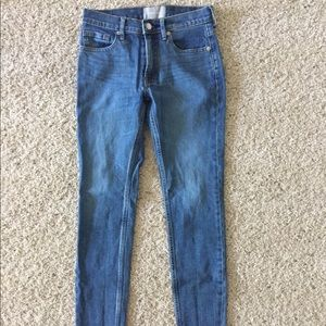 NWOT Everlane Demin Jeans Mid-Rise